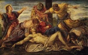Tintoretto compianto